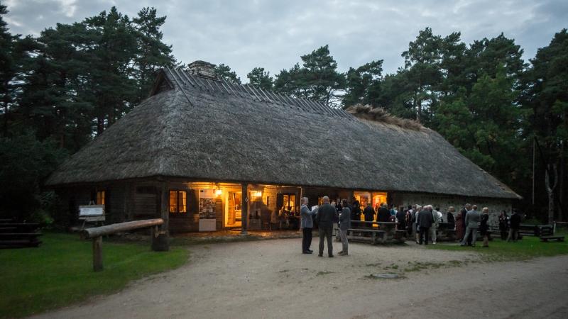 Музей под открытым небом Рокка-аль-Маре Эстонская деревня